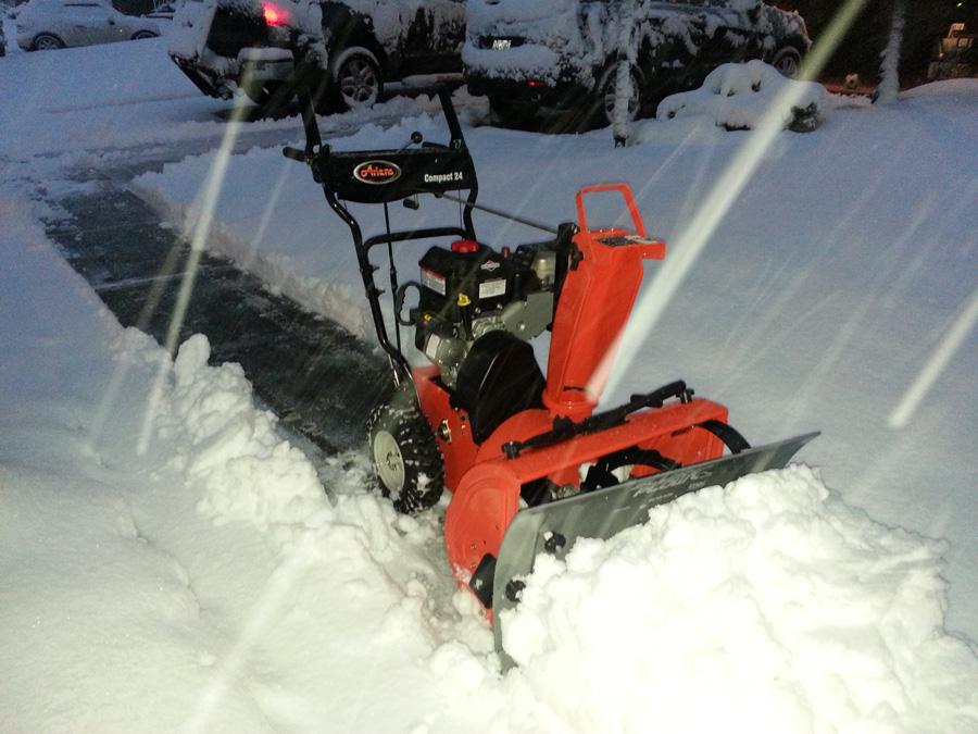 Slush Plow   Slush Plow   Snow Blower Accessories   Snow ...